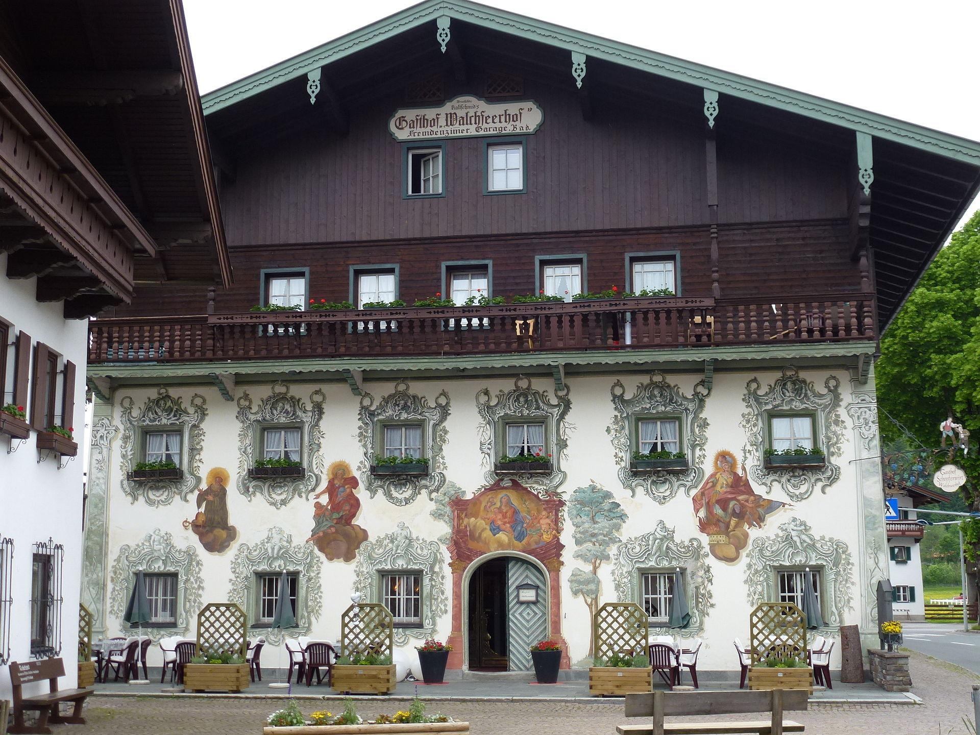 Hotel St Bernhard Walchsee